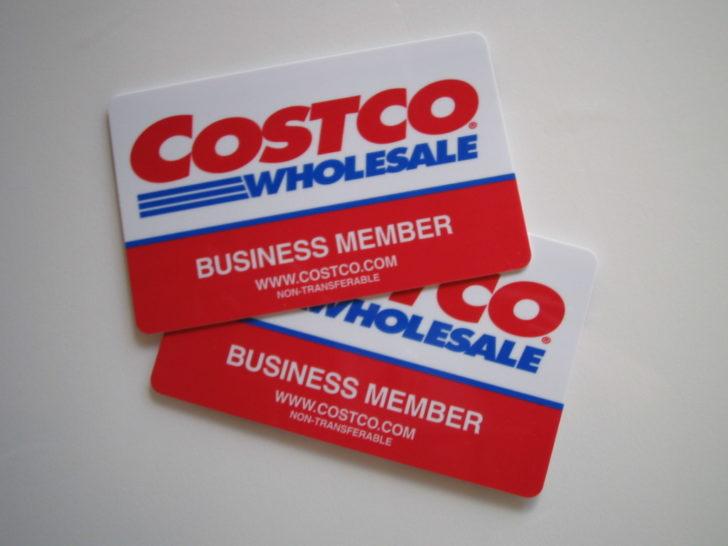 人数 カード コストコ 会員
